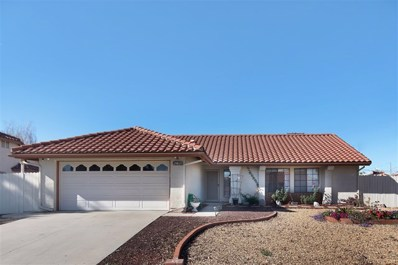 29815 Desert Hills Rd, Menifee, CA 92586 - MLS#: 180068057