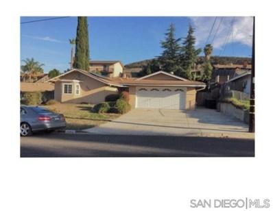 12611 MUSTANG DR., Poway, CA 92064 - MLS#: 180068429