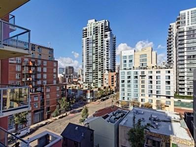427 9Th Ave UNIT 709, San Diego, CA 92101 - MLS#: 180068635
