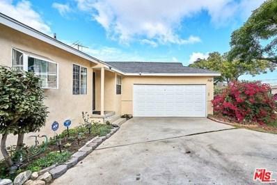 15509 S Berendo Avenue, Gardena, CA 90247 - MLS#: 18298850