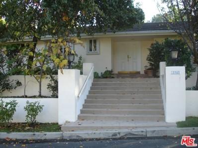 15948 Meadowcrest Road, Sherman Oaks, CA 91403 - MLS#: 18298914