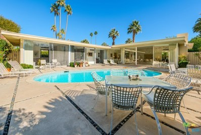 318 W Pablo Drive, Palm Springs, CA 92262 - MLS#: 18298928PS