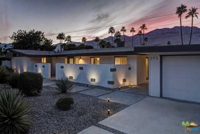 395 N Farrell Drive, Palm Springs, CA 92262 - MLS#: 18298972PS