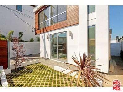 813 San Miguel Avenue, Venice, CA 90291 - MLS#: 18299076