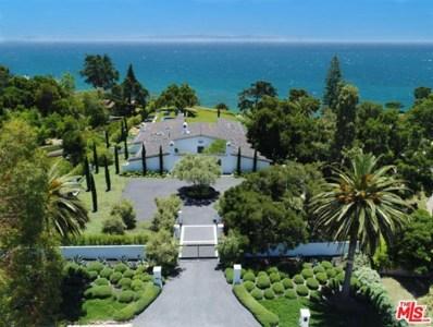 4347 Marina Drive, Santa Barbara, CA 93110 - MLS#: 18299190