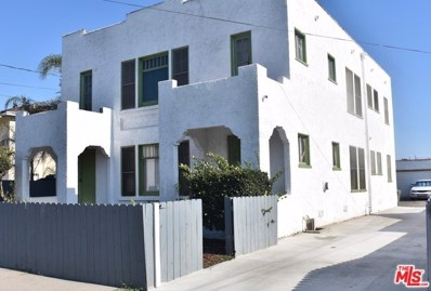 514 W 93RD Street, Los Angeles, CA 90044 - MLS#: 18299200