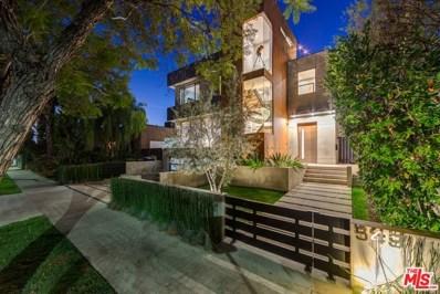 543 N CURSON Avenue, Los Angeles, CA 90036 - MLS#: 18299424