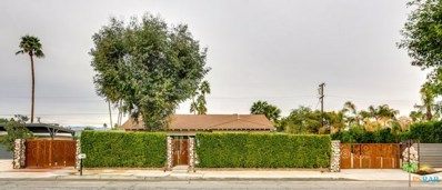 820 E Chuckwalla Road, Palm Springs, CA 92262 - MLS#: 18299566PS