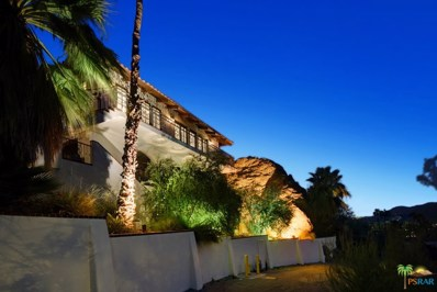 400 RIDGE Road, Palm Springs, CA 92264 - MLS#: 18299872PS