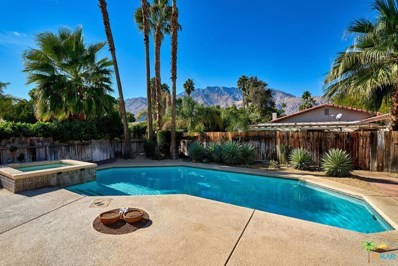 1253 E Via Escuela, Palm Springs, CA 92262 - MLS#: 18299960PS