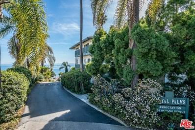 101 Oceano Avenue UNIT 12, Santa Barbara, CA 93109 - MLS#: 18299990