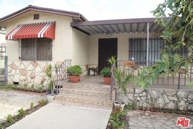 1340 N Kenmore Avenue, Los Angeles, CA 90027 - MLS#: 18299992