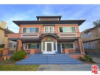 1200 4TH Avenue, Los Angeles, CA 90019 - MLS#: 18300102