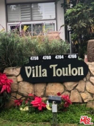 4760 La Villa Marina UNIT C, Marina del Rey, CA 90292 - MLS#: 18300684