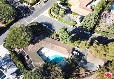 1350 Capri Drive, Pacific Palisades, CA 90272 - MLS#: 18300688