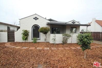 123 W 102ND Street, Los Angeles, CA 90003 - MLS#: 18300990