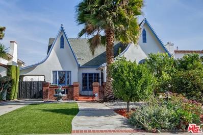 158 S Alta Vista Boulevard, Los Angeles, CA 90036 - MLS#: 18301026