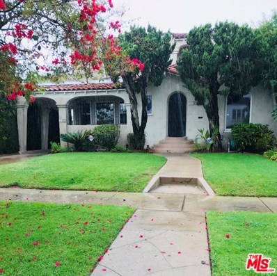 1121 S Hudson Avenue, Los Angeles, CA 90019 - MLS#: 18301494