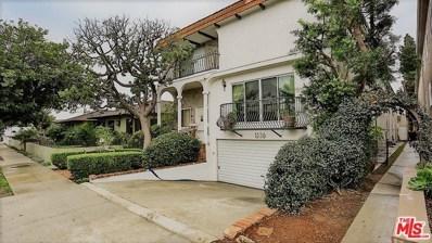 1336 Princeton Street, Santa Monica, CA 90404 - MLS#: 18301788