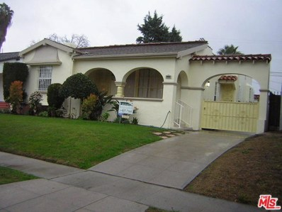 1912 Thurman Avenue, Los Angeles, CA 90016 - MLS#: 18301948