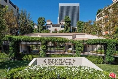 2132 Century Park Lane UNIT 405, Los Angeles, CA 90067 - MLS#: 18302134
