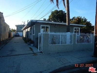 10515 S Inglewood Avenue, Inglewood, CA 90304 - MLS#: 18302492