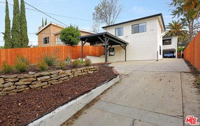 1122 EL PASO Drive, Los Angeles, CA 90065 - MLS#: 18302512