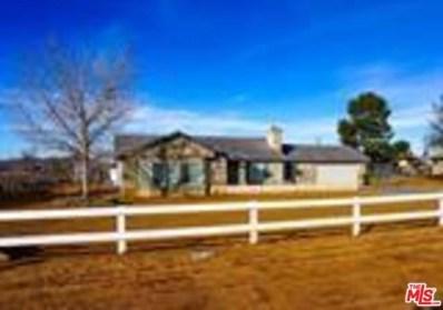 16586 Mesquite Road, Apple Valley, CA 92307 - MLS#: 18302564