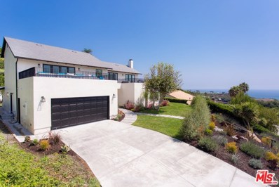 3738 Malibu Country Drive, Malibu, CA 90265 - MLS#: 18302920