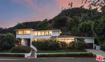 955 Chantilly Road, Los Angeles, CA 90077 - MLS#: 18303410