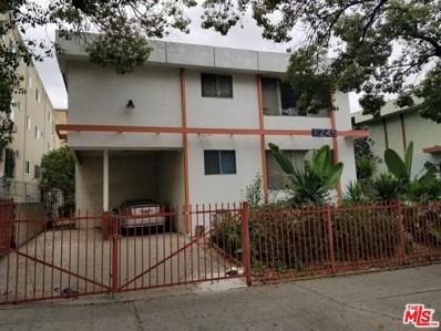 1245 Magnolia Avenue, Los Angeles, CA 90006 - MLS#: 18303428
