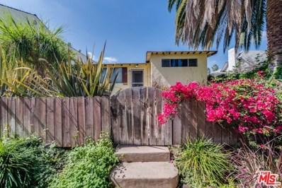 931 N Gardner Street, West Hollywood, CA 90046 - MLS#: 18303988