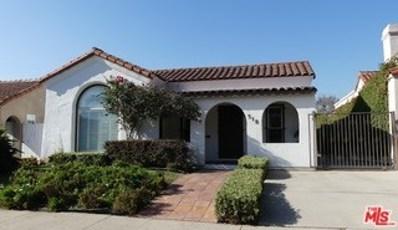 517 N Alta Vista, Los Angeles, CA 90036 - MLS#: 18304344