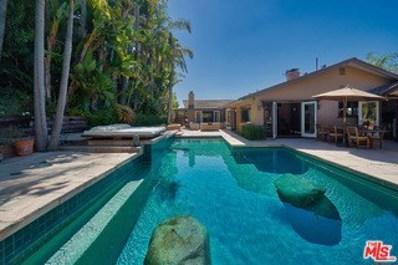 1744 N Doheny Drive, Los Angeles, CA 90069 - MLS#: 18304350