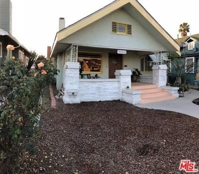 3663 2ND Avenue, Los Angeles, CA 90018 - MLS#: 18304542