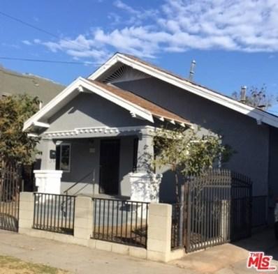1163 E 15TH Street, Long Beach, CA 90813 - MLS#: 18304548