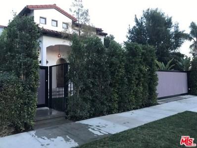 534 N Sierra Bonita Avenue, Los Angeles, CA 90036 - MLS#: 18304612