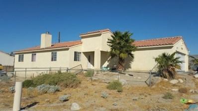 13475 Little Morongo Road, Desert Hot Springs, CA 92240 - MLS#: 18304866PS