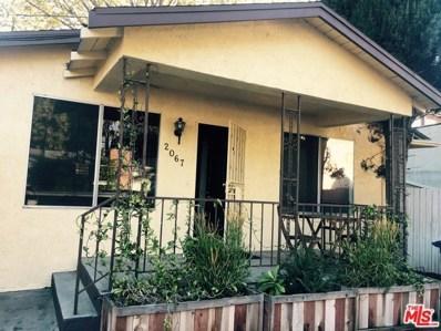 2067 Lyric Avenue, Los Angeles, CA 90027 - MLS#: 18304950
