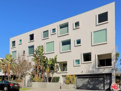 1322 N Detroit Street UNIT 11, Los Angeles, CA 90046 - MLS#: 18305028