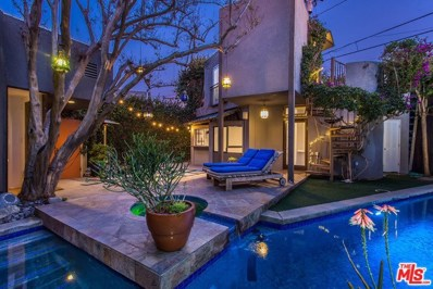 8712 Ashcroft Avenue, West Hollywood, CA 90048 - MLS#: 18305152