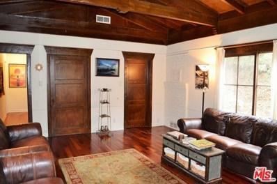360 N TOPANGA CANYON, Topanga, CA 90290 - MLS#: 18305204