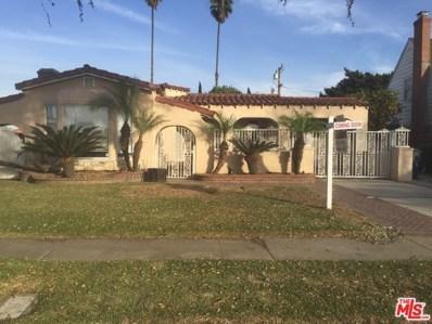 9222 S 2ND Avenue, Inglewood, CA 90305 - MLS#: 18305610