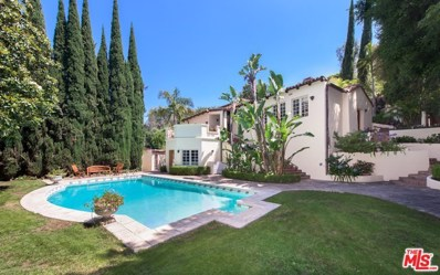 1800 Angelo Drive, Beverly Hills, CA 90210 - MLS#: 18305636