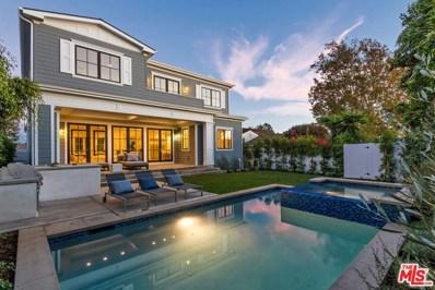 327 N Grenola Street, Pacific Palisades, CA 90272 - MLS#: 18305876