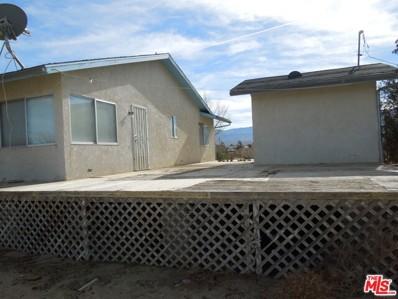 36690 Rabbit Springs Road, Lucerne Valley, CA 92356 - MLS#: 18305914