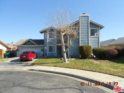 37714 Chaparrel Lane, Palmdale, CA 93550 - MLS#: 18305974