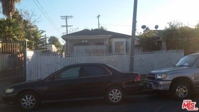 1414 W 54TH Street, Los Angeles, CA 90062 - MLS#: 18306120