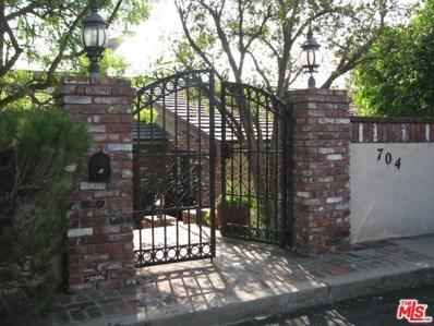 704 Rochedale Way, Los Angeles, CA 90049 - MLS#: 18306592
