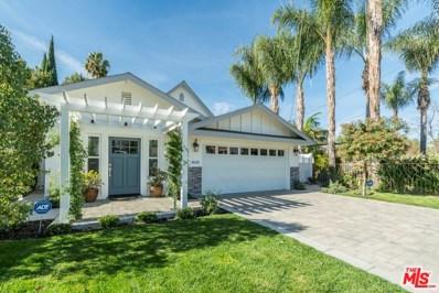 4633 Cedros Avenue, Sherman Oaks, CA 91403 - MLS#: 18306870